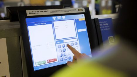 ALS Checkout system