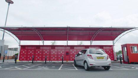 ALS-Global Car Park and Locker