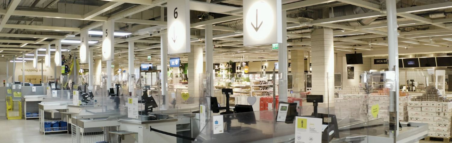ALS Global Checkout IKEA