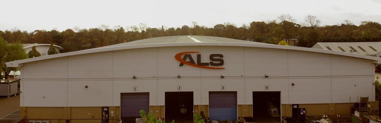 ALS Global Outside Warehousing Logistics