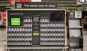 ALS Global Scan and Go ASDA