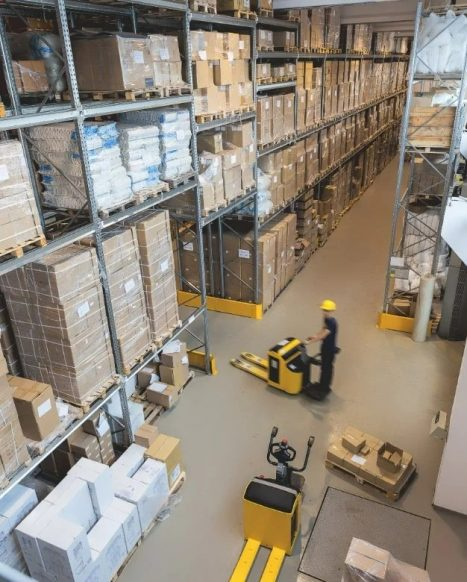 ALS Global Warehousing and Logistics