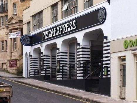 ALS Story and Pizza Express