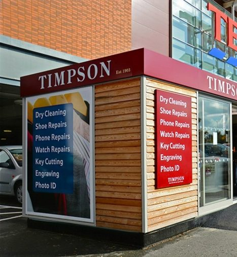 ALS Global Timpson and Tesco