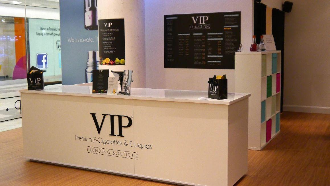 ALS VIP Reception