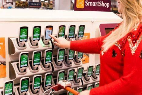 ALS Global Smart-shop Wall