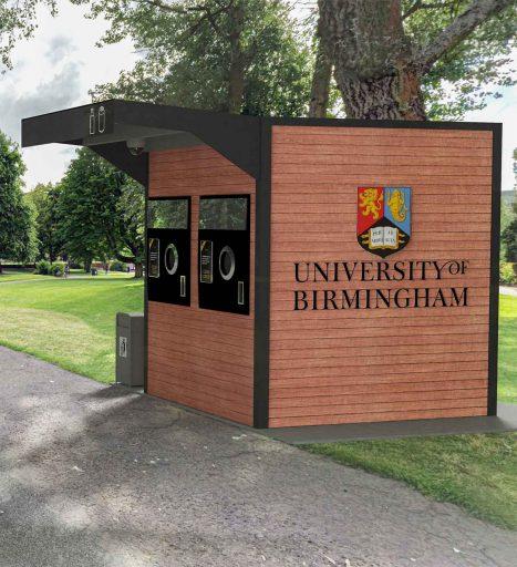 Reverse Vending Deployment Campus