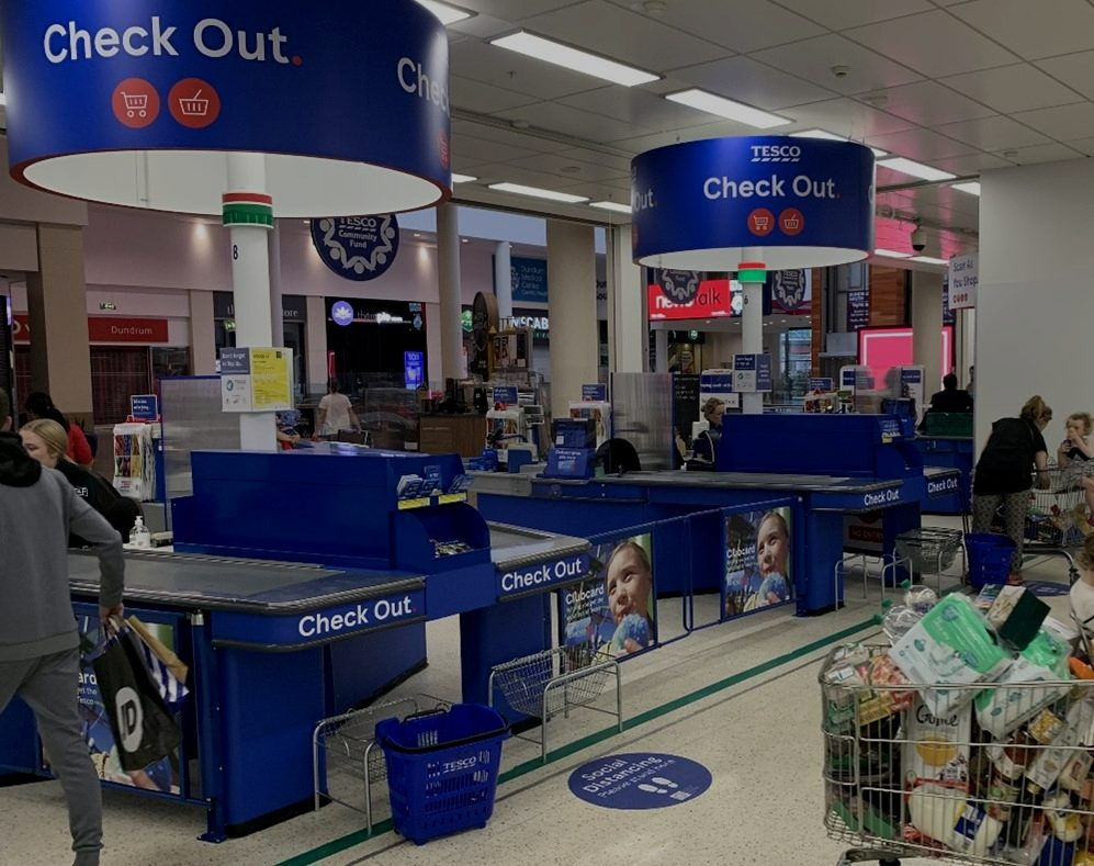 ALS Global Check out Tesco