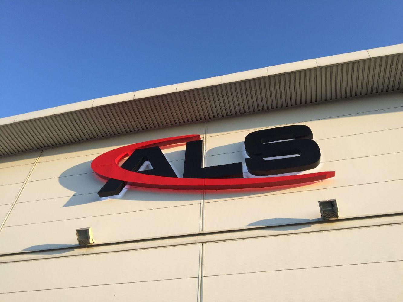 ALS Company Logo