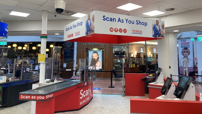 ALS Global Scan As You Shop