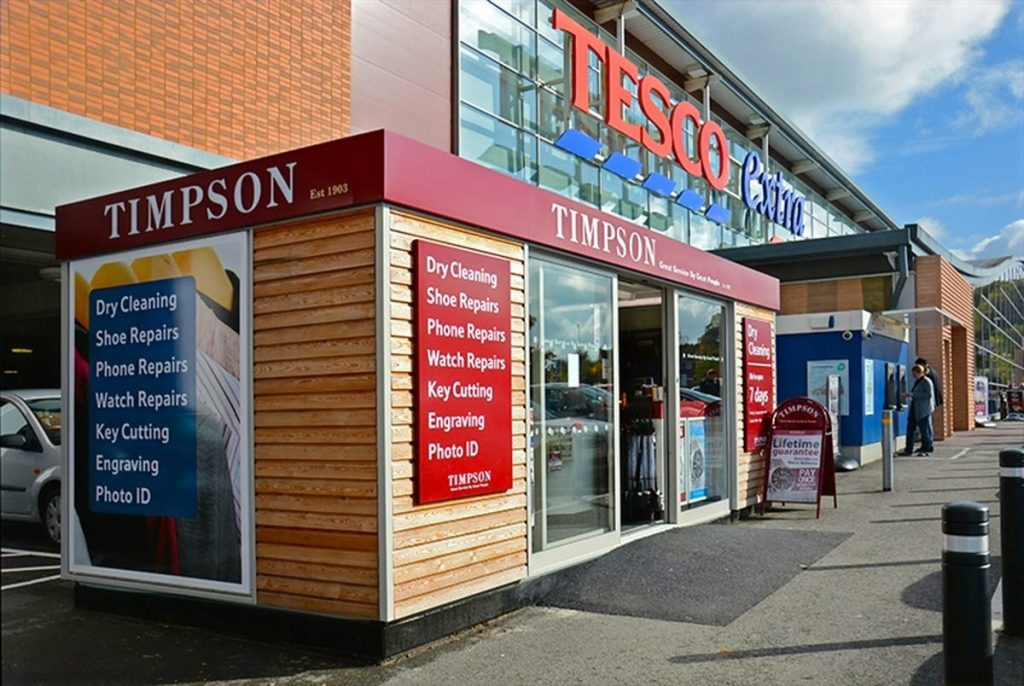 ALS Global Timpson project